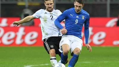 录播:意大利VS德国(上半场) 2016国际足球友谊赛