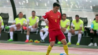 姜至鹏:我的失误导致丢球对不起大家 很想将功补过