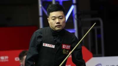 丁俊晖纵情逆转一刻怒轰123 中国赛现完美首秀