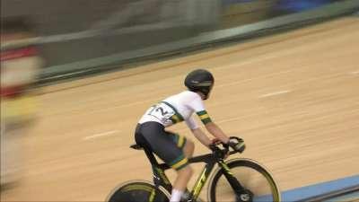 女子全能赛淘汰赛 澳大利亚选手稳拿第一
