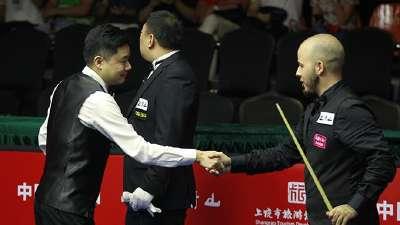 丁俊晖6-4力挫布雷切尔 决赛战威尔逊冲击第13冠