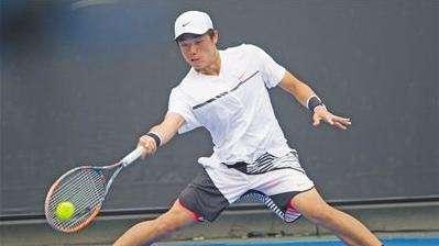 17岁小将吴易昺ATP首秀 是比赛更是学习和积累