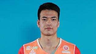 广东深圳国体男子排球队球员——林锦豪