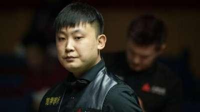 上海大师赛首日:于德陆逆转瑞恩戴 晋级32强