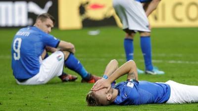 缺席世界杯豪强:四大冠军无缘 意大利国足遗憾出局