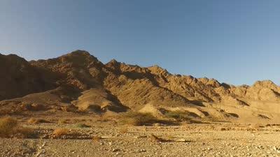 最美海岸线马拉松以色列站DAY2-探秘沙漠深处赛道