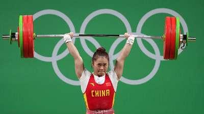 里约奥运会打破22项世界纪录 邓薇一人破两项