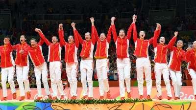 里约奥运中国盘点:女排最闪亮 三大项深陷危机