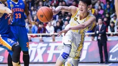 国际新秀榜:广厦双子星上榜 胡金秋赵岩昊均上升