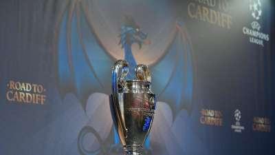 欧冠1/4决赛抽签结果:巴萨对决尤文 拜仁大战皇马