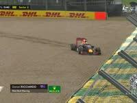 F1澳大利亚站一练 赛季首节练习赛在倾盆大雨中停表