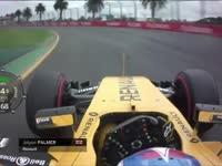 F1澳大利亚站排位赛(车载)全场回顾