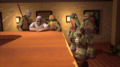 忍者龟 第二季18