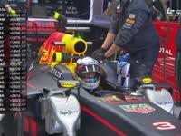 F1奥地利站FP1:埃里克森压白线受调查