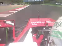 F1奥地利站排位赛维特尔:赛道上都是水