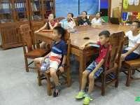 广东珠超足球军旅夏令营第二天