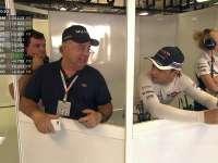 F1意大利站FP1:马萨与爸爸P房聊天