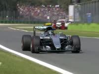 F1意大利站FP2集锦:梅奔依旧领跑