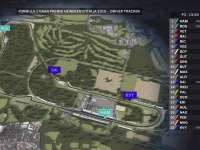 F1意大利站FP3(GPS追踪)全场回顾
