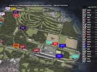 F1意大利站正赛(GPS追踪)全场回放