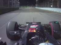 F1新加坡站正赛:里卡多赛后TR被车队肯定整场努力