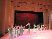 北京舞蹈学院经典古典舞《粉墨》之行