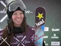 EDGE滑雪赛强势来袭 大咖齐聚女赛手毫不示弱