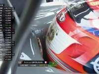 F1美国站FP1:格罗斯让戴上100场纪念头盔