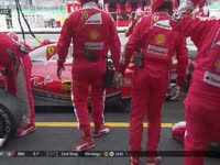 F1墨西哥站正赛:莱科宁率先完成二停