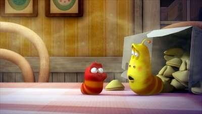 爆笑虫子 第二季32 富俊 饼干