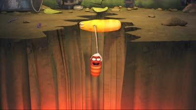 爆笑虫子 027 地震