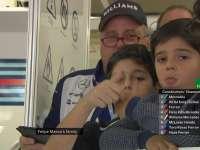 F1巴西站排位赛:小肥缺来看粑粑比赛啦
