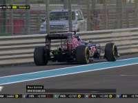 F1阿布扎比站正赛:科维亚特退赛厚道停入口