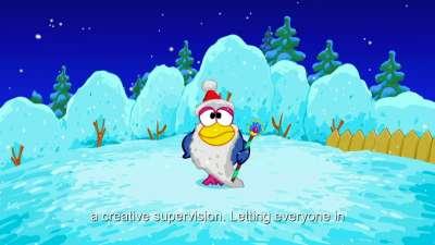 瑞奇开心球圣诞新年专辑09过去的一年去了哪里(英)