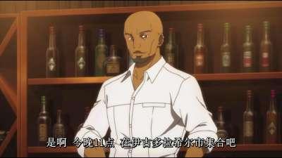 刀剑神域 第25话