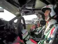 WRC瑞典站SS18:拉特瓦拉拿下双冠完胜收场