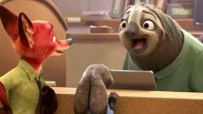 2017年第89届奥斯卡最佳动画长片奖得主《疯狂动物城》预告片