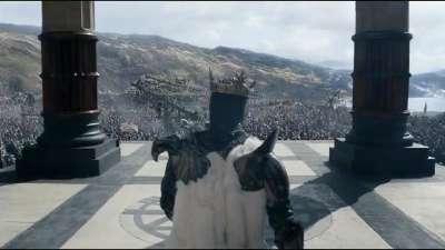 《亚瑟王:斗兽争霸》发布正式预告 裘德洛心神不宁