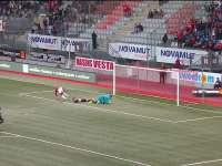 法甲第32轮全进球:巴神卡瓦尼双响 法尔考制胜球