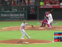 MLB2017赛季常规赛 底特律老虎VS洛杉矶天使 英文全场录播