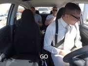 嗨翻天!呆宅司机一开口说唱惊呆乘客!