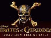 《加勒比海盗5》震撼主题曲He''s a Pirate百听不厌