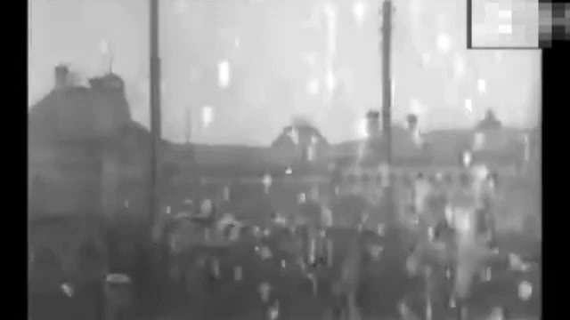 第一世界大战后 北洋政府阅兵典礼长啥样?