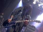 新金属大团Ill Nino:2015德国Wacken金属音乐节