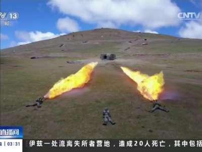 [视频]陆军:5000米雪域亮剑 锤炼山地作战能力