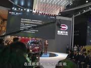 成都车展SWM斯威X7自动挡上市