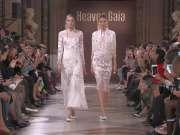 盖娅传说·熊英发布2018春夏系列大秀 中国美人穿越时空惊艳巴黎
