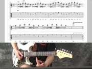 2高音弦上的小三和弦
