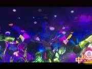 敦煌乐舞,侬本多情莲花心——东方生命研究院中秋联欢晚会精彩节目