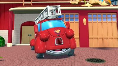 城市小英雄 第二季20 助人为乐的Digsy